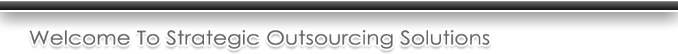 Strategic Outsourcing Solutions - collection, account liquidation & account recovery in Westlake, Ohio.